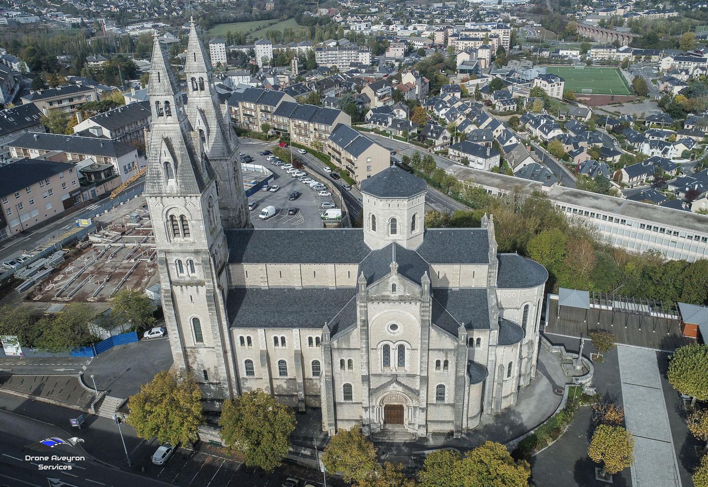 Eglise de Sacré-Cœur de Rodez